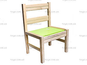 Деревянный стульчик для детского садика, 171928, отзывы