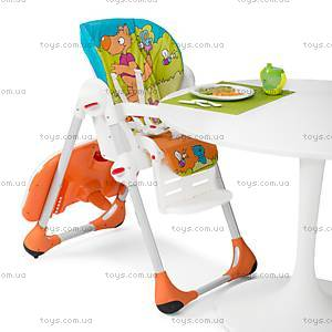Стульчик для кормления Chicco Polly 2 in 1, 79065.33, игрушки