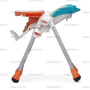Стульчик для кормления NEW Polly Double Phase, 79074.26, игрушки