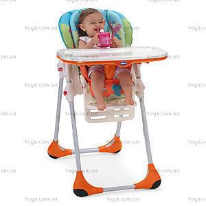 Стульчик для кормления NEW Polly Double Phase, 79074.26, детские игрушки