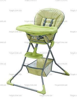 Стульчик для кормления Wonderkids Lolo, зеленый, WK30-L61-002