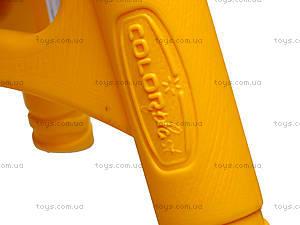 Стульчик пластиковый, 1296 ср0020501015.01, купить