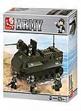 Конструктор «Сухопутные войска. Броневик», M38-B6300, фото