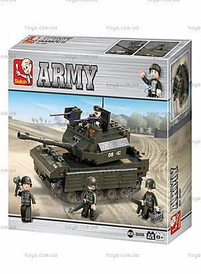Конструктор «Сухопутные войска. Танк», M38-B6500
