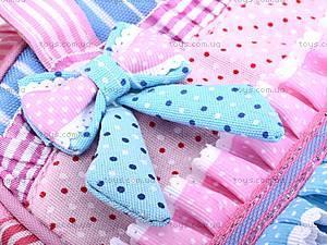 Сумка для девочек «Ассоль 7», К349Р, фото