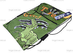 Сумка для обуви с карманом T-Rex, K14-601-3
