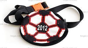 Сумка молодежная на пояс «Футбол 2012», SMP0