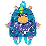Сумка-рюкзак детская «Дракон», RDG01, отзывы