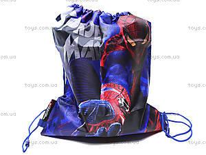 Сумка-рюкзак для обуви «Человек-паук», SM4R-12T-883, фото
