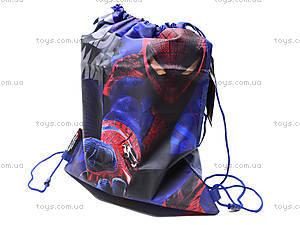 Сумка-рюкзак для обуви «Человек-паук», SM4R-12T-883, отзывы