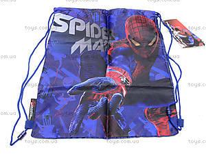 Сумка-рюкзак для обуви «Человек-паук», SM4R-12T-883