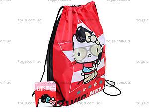 Сумка-рюкзак для обуви Hello Kitty Elvis, , отзывы