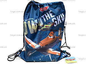 Сумка-рюкзак для обуви «Летачки», PLAB-MT1-883