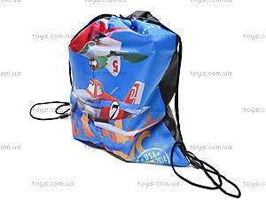 Сумка-рюкзак для обуви «Самолеты», PLBB-MT1-883, купить