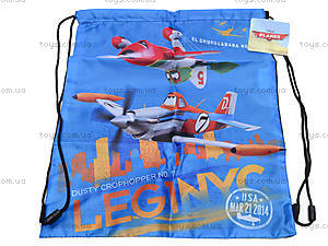 Сумка-рюкзак для обуви «Самолеты», PLBB-MT1-883, цена
