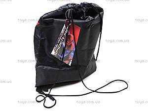 Сумка-рюкзак для обуви «Спайдермен», SM4M-12T-883, фото