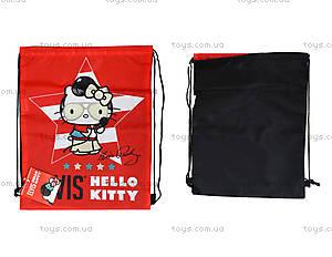 Сумка-рюкзак для обуви «Хелло Китти Элвис», HKAB-MT2-883