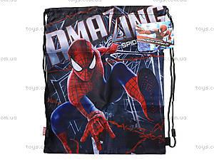 Сумка-рюкзак для обуви Spider-man, SMBB-UT1-883, купить
