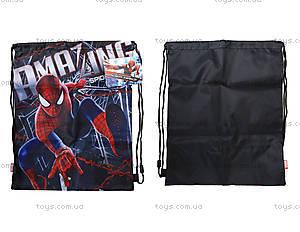 Сумка-рюкзак для обуви Spider-man, SMBB-UT1-883
