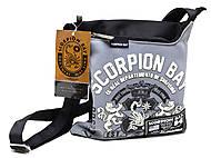 Сумка с карманом на молнии Scorpion Bay, SCBR-12T-3528, отзывы