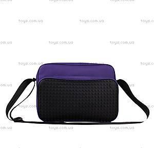 Подростковая сумка Upixel Cross, пурпурная, WY-A016C