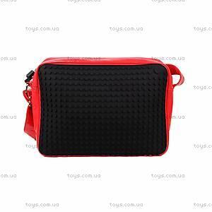 Сумка-мессенджер Upixel Messenger, красная, WY-A002A, купить