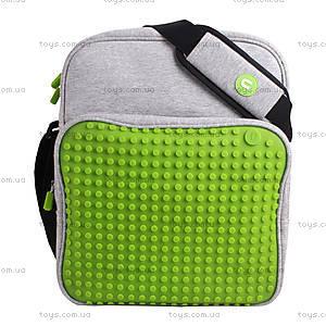Молодежная сумка Upixel Textile, салатовая, WY-A007K