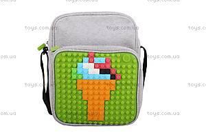 Молодежная сумка Upixel Textile, салатовая, WY-A007K, отзывы