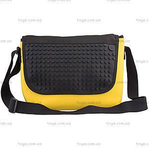 Сумка через плечо Upixel Young, желтая, WY-A011F, фото