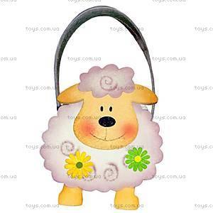 Сумка из фетра «Барашек», VT2401-03, детские игрушки