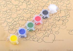 Набор для росписи по ткани «Цветные мечты», 96203, купить