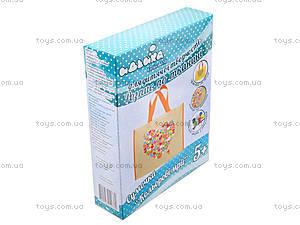 Набор для росписи по ткани «Цветные мечты», 96203, игрушки