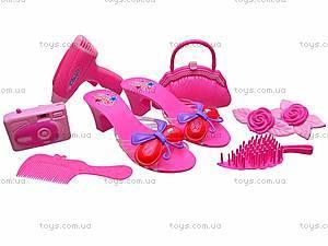 Сумочка с аксессуарами для девочек, 1053-1