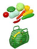 Сумочка с овощами, 04-465, фото