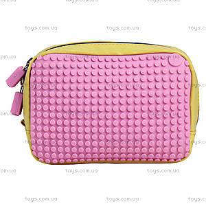 Сумочка Upixel, желто-розовая, WY-B003B, фото