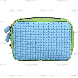 Сумочка Upixel, зелено-голубая, WY-B003L