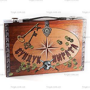 Игровой набор «Сундук пирата», , купить