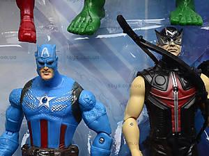 Набор игровых фигурок «Супергерои», 200729, купить