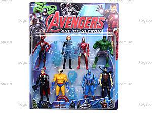 Набор игровых фигурок «Супергерои», 200729