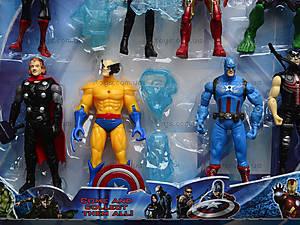 Набор игровых фигурок «Супергерои», 200729, игрушки