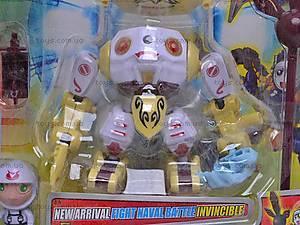 Супергерой «Робот-трансформер», 7748A-E, игрушки