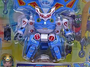 Супергерой «Робот-трансформер», 7748A-E, детские игрушки