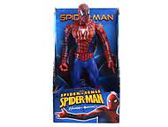 Фигурка супергероя «Человек-паук», 5337A, отзывы