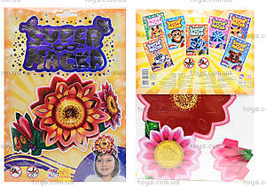 Карнавальная маcка «Фея цветов», М570008РУ