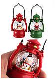 "Сувенир ""Шар снежный Лампа Дед Мороз,Снеговик"" 4 вида, LK-S-124, игрушки"