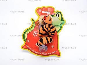 Сувенир «Змейка» на присоске, 520344