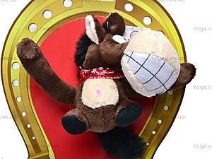 Сувенирная лошадка с магнитами, 520436, купить