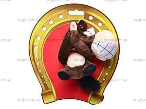 Сувенирная лошадка с магнитами, 520436