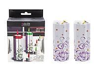 Свеча с цветным огнем, GL4001-RG