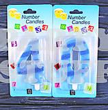 Свечи для торта «Цифры», 6840